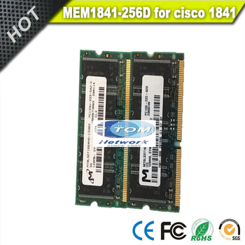Памяти MEM1841-256D 256 М DRAM Памяти для cisco cisco1841 1841-SEC-K9 cisco1841-K9 Маршрутизатор
