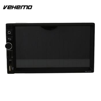Vehemo Android 4.4 6.5 дюймов 2Din HD Авто GPS Navi MP5 MP3 Bluetooth Радио