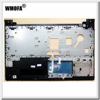 Новый для Lenovo 300-15ISK 300-15 крышки ноутбука Touchpad palmrest клавиатура лицевую панель серебристый
